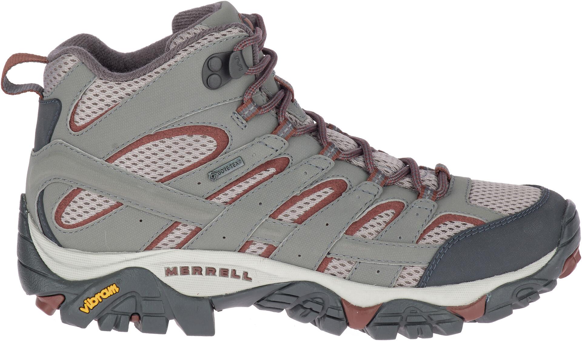 Merrell Moab 2 GTX Mid Cut Schuhe Damen black